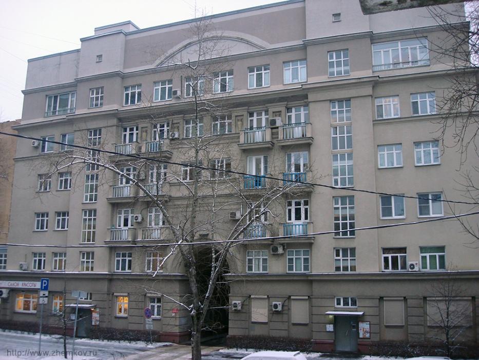 Москва, 4-я Сокольническая ул., д. 4